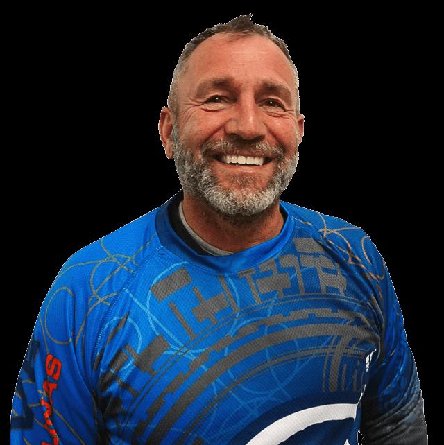 Headshot of Skydive Coastal Carolinas skydiving instructor Thomas Herzog
